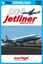 DC-8 Jetliner Series 50-70