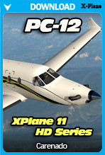 Carenado PC12 HD Series (X-Plane 11)
