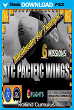 WW2 ATC Pacific Intratheater Missions (FSX/FSX:SE)