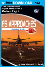 FS Approaches Bundle Pack (FSX/FSX:SE)