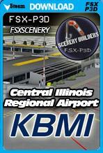 Central Illinois Regional Airport (KBMI)