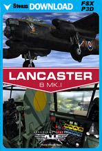 Lancaster B Mk.I (FSX/FSX:SE/P3Dv2-v4)