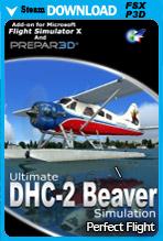 Ultimate DHC-2 Beaver Simulation (FSX/FSX:SE/P3Dv1-v4)