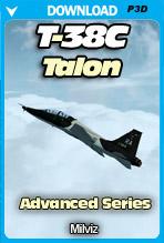 Advanced Series: T-38C Talon (P3Dv4)