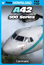 Carenado - A42 500 Series (FSX/FSX:SE/P3Dv3-v4)