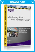 Mastering Stick & Rudder Flying 3.0 (PC)