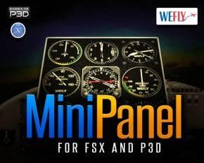 WeFly MiniPanel