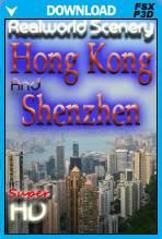 Hong Kong And Shenzhen China HD