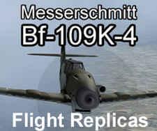 Messerschmitt BF-109K-4