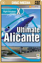 Ultimate Alicante FSX & FS2004