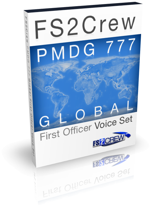 FS2Crew 777 Global First Officer Pack