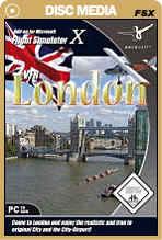 VFR London & City Airport
