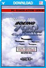 Flying The Boeing 700 Series Simulators