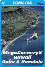 MegaSceneryX: Hawaii - Honolulu & The Island Of Oahu