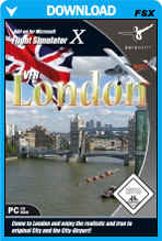 VFR London X