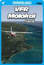 Newport - VFR Molokai Hawaii