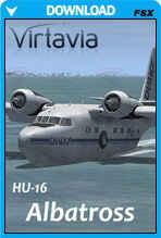 HU-16B Albatross (FSX)