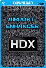 Airport Enhancer HDX (FSX/FSX Steam/P3D)
