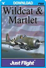 Wildcat & Martlet (FSX)