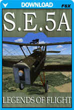 S.E.5.A. - Legends Of Flight (FSX)