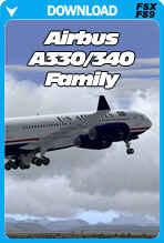 Airbus A330/340 Family X v2