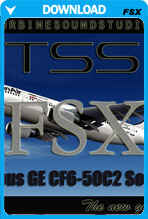 Airbus A300 CF6-50 Soundpack for FSX