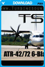 ATR-42/72 6-Bladed PW Soundpack for FS2004
