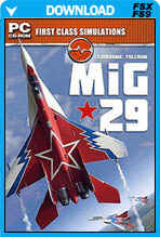 MiG-29 Codename: Fulcrum