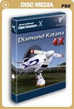 Diamond DA20-100 Katana 4 X