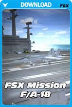 FSX Mission FA/18