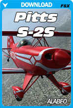 Alabeo Pitts S-2S (FSX/FSX:SE/P3D)