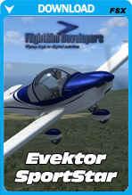 Evektor SportStar (FSX)