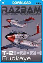 T-2 Buckeye for FSX