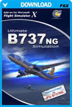 Ultimate 737NG Simulation Mission Pack