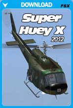 Super Huey X 2012