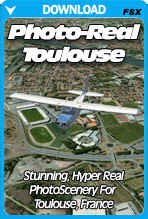 Photo-Real Toulouse
