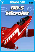 IRIS - Aerobatic Series - BD-5J Microjet [FSX]