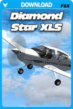 IRIS - Aviator Series - DA-40 XLS [FSX]