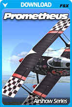 IRIS - Aerobatic Series - Prometheus [FSX]