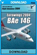 Eurowings 2004 - BAe 146