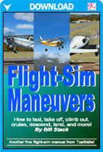 Flight-Sim Maneuvers (Digital Edition)