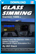 Glass Simming: Garmin 1000 (Digital Edition)