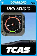 DBS Universal TCAS system for FSX/FS2004