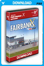 Airport Fairbanks X