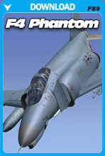 F-4F Phantom II - Professional (FS2004)