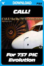CALL! for PIC 737 Evolution
