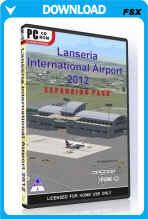 Lanseria International Airport 2012