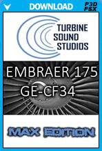 Embraer 175 MAX Edition Sound Package