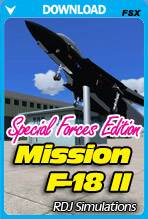 Mission F-18 II - Special Forces Edition