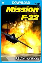 Mission F-22 for P3D